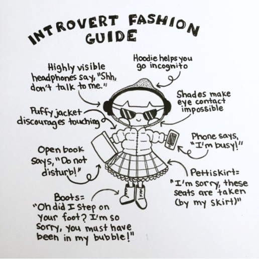 Introvert Fashion Guide