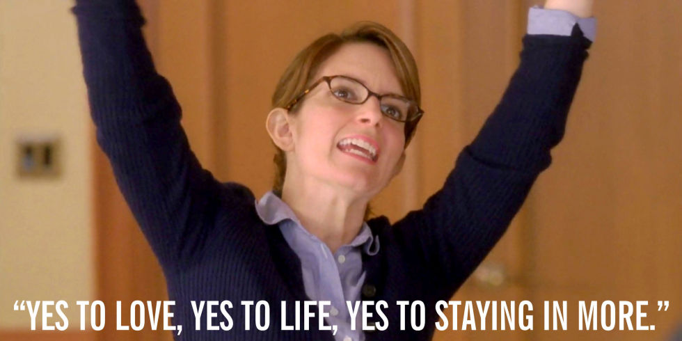 7 Things Introverts Liz Lemon