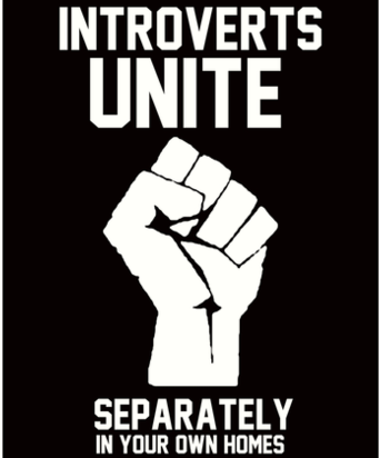 introverts unite separately own homes